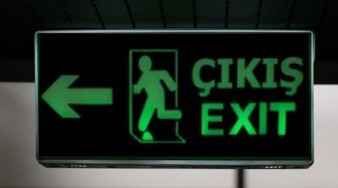 Exit - Yangın İhbar